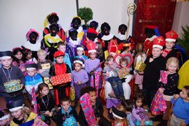 Sinterklaas in Wijkcentrum De Dreef