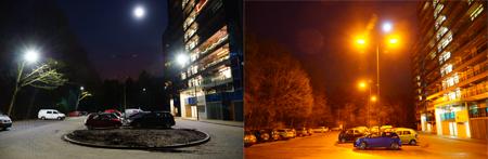 Problemen met de verlichting van de P. Nuytsstraat