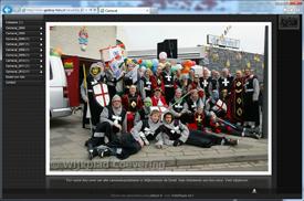 Carnavalswebsite Wijkcentrum De Dreef