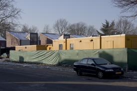 Foto-serie bouw Ros Beiaard Coevering