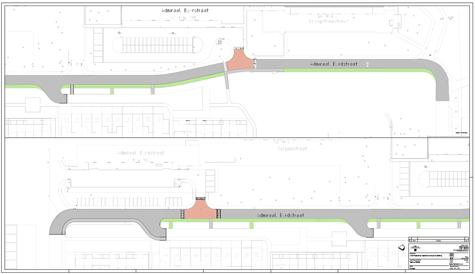 Nieuwe opzet van de A. Byrdstraat 2014