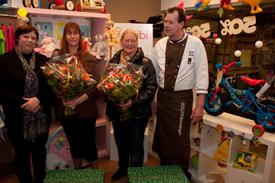 Decemberactie Winkelcentrum Coevering