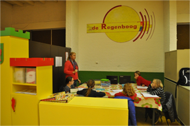 Plus klas bij basisschool De Regenboog