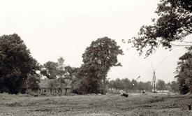 Aanleg A. Byrdstraat in 1969