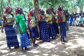 St. Samenwerking Geldrop-Burkina Faso op bezoek in Burkina Faso 2013