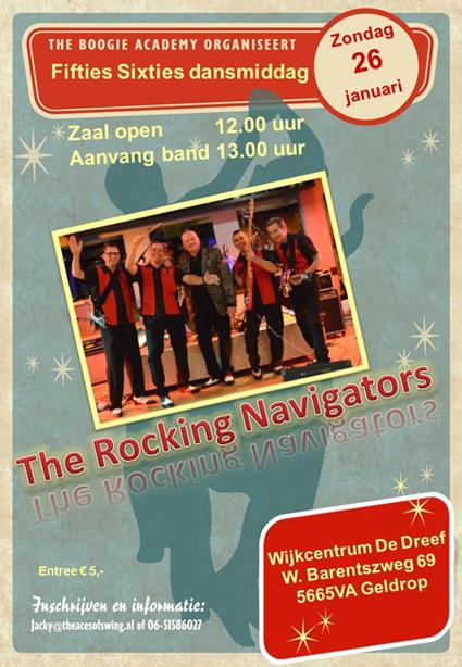 Dansmatinee in Wijkcentrum De Dreef 2014