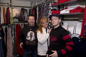 Rock & Roll kleding/schoenen/accessoires winkel Red Fox in Geldrop