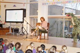 Voorleesontbijt Brede School De Coevering Geldrop 2014