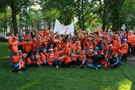 Avondvierdaagse Geldrop 2012