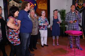 Vrijwilligersdag De Dreef 2013