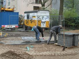 Renovatie buitengebied Coevering-Oost