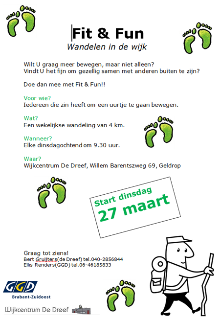 Fit & Fun bij De Dreef