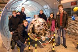 Strabrecht College bezoekt de frontlinie van de wetenschap in Genève