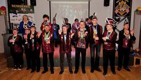 Carnaval met De Doorzetters Geldrop 2014