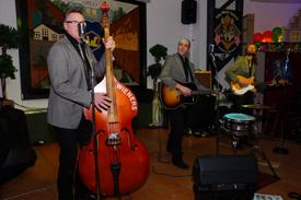 Optreden van De Wieners Wijkcentrum De Dreef 2014