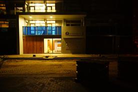Geen straatverlichting P. Nuytsstraat.