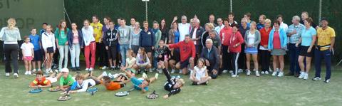 Tenniskampioenen De Mast 2013