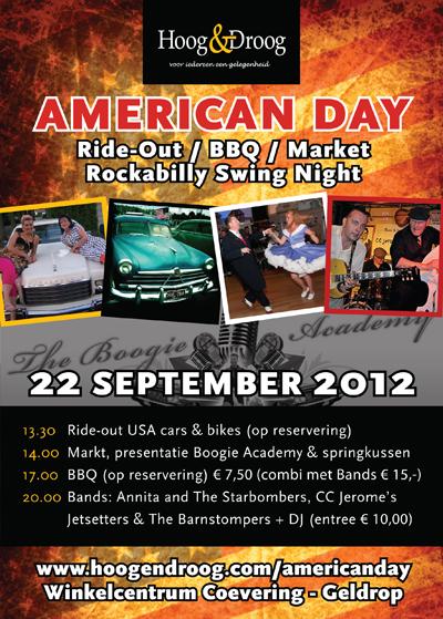 American Day Hoog & Droog