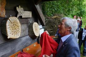 Opening Insectenhotel IVN Geldrop